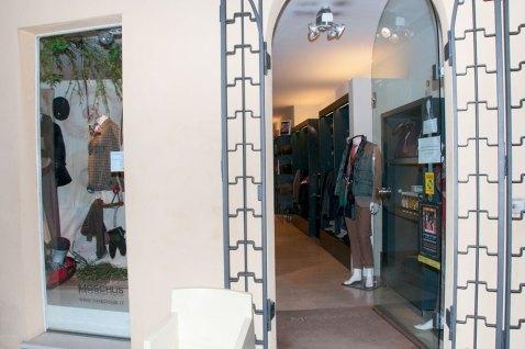 Moschus boutique