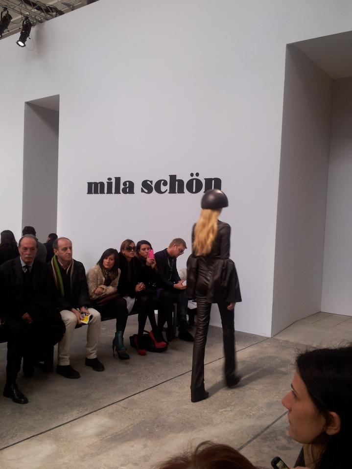 Mila Schön fall/winter 2013-2014